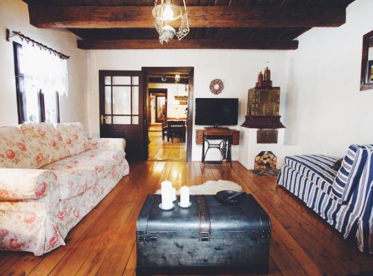 Φωτογραφίες του ξενοδοχείου: Paul's country house | region Donovaly