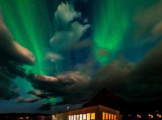 Hotel Valokuvat: Arnarstapi Guesthouse