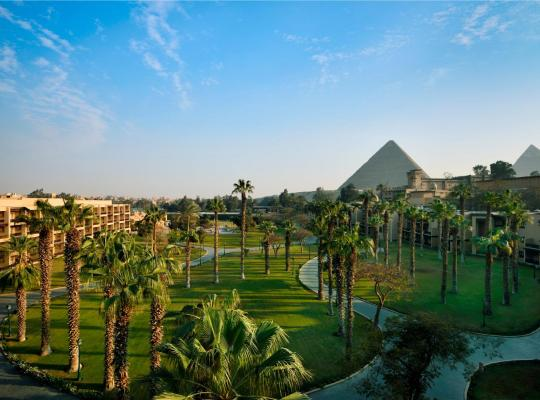 酒店照片: Marriott Mena House, Cairo