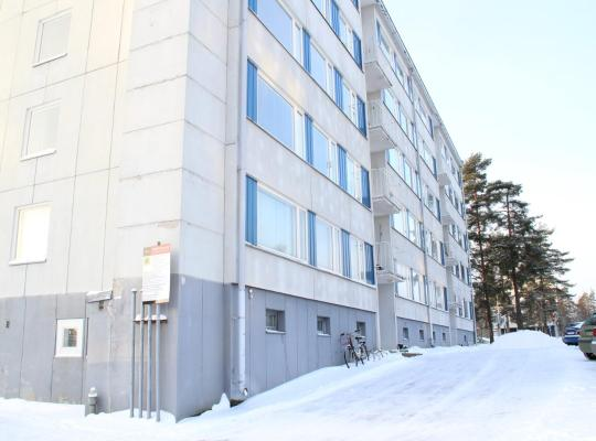 Hotelfotos: A spacious three-bedroom apartment for six persons in Hyvinkää. (ID 7468)
