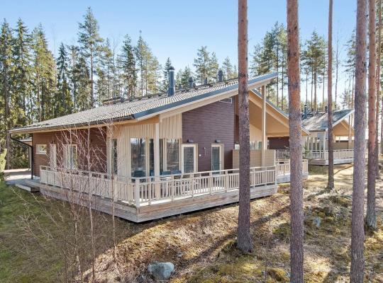 Hotelfotos: Two bedroom apartment in Hämeenlinna, Ratsulankuja 6-8 (ID 7886)