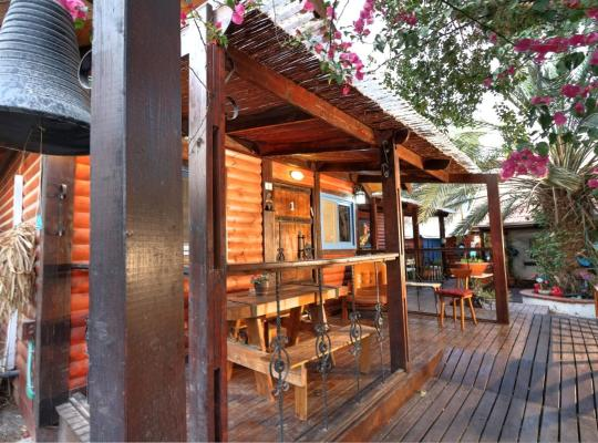 Otel fotoğrafları: Dead Sea Tamar's Cabin