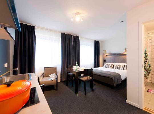 Hotel photos: Stockholm Hotel Apartments Bromma