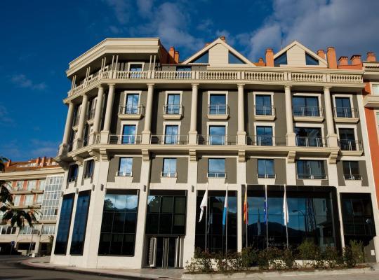 Hotel Valokuvat: Hotel-Spa Bienestar Moaña