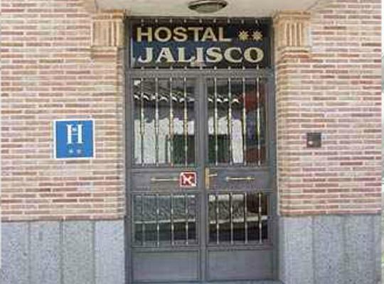 Хотел снимки: Hostal Jalisco