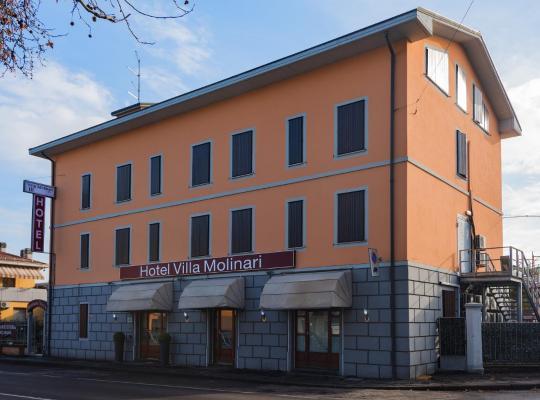 Viesnīcas bildes: Hotel Villa Molinari