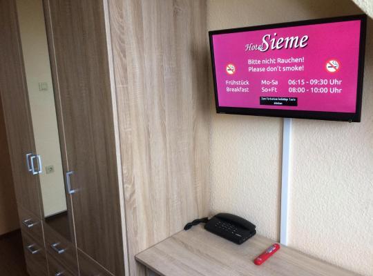 Φωτογραφίες του ξενοδοχείου: Hotel Sieme