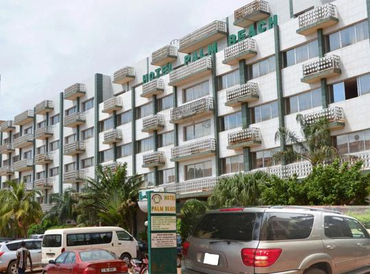Фотографії готелю: Hotel Palm Beach
