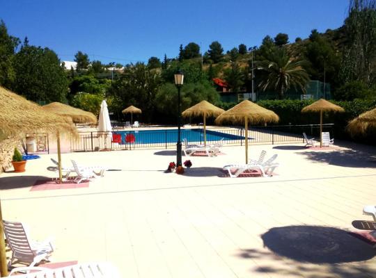 Fotos do Hotel: Camping Sierra Espuña