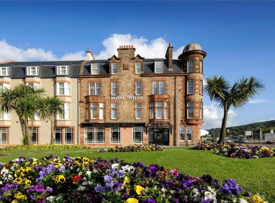Хотел снимки: The Royal Hotel Campbeltown