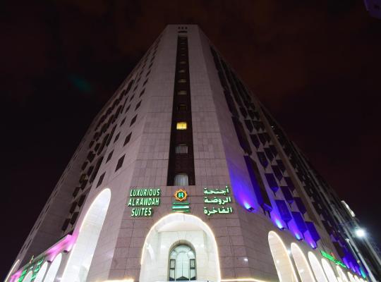 Zdjęcia obiektu: Luxurious Al Rawdah Suites