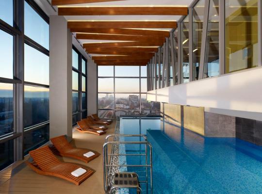 รูปภาพจากโรงแรม: DoubleTree by Hilton Zagreb