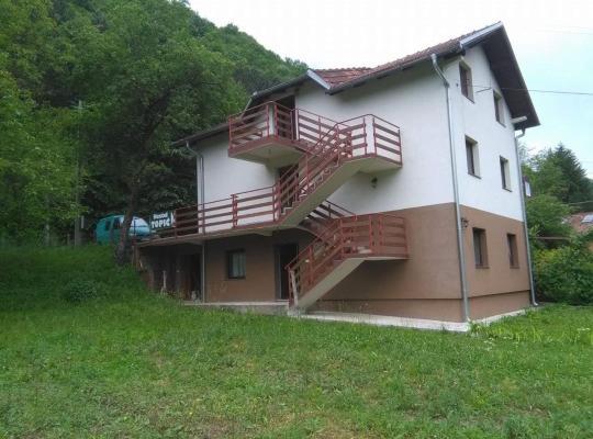 Фотографії готелю: Hostel Topić