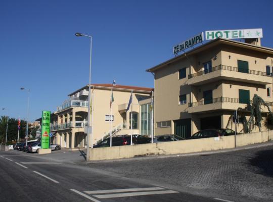Hotel Valokuvat: Ze da Rampa Hotel