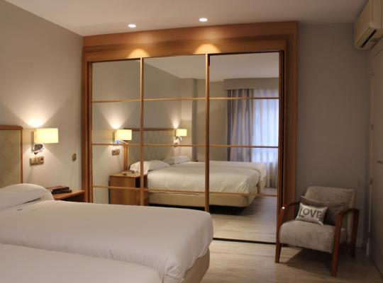 酒店照片: Hotel Carreño