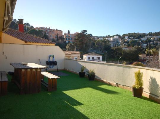 Хотел снимки: Lets Holidays terrace apartment