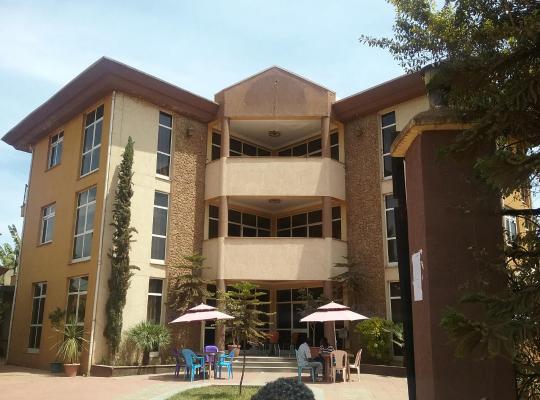 Хотел снимки: Mahlet Hotel