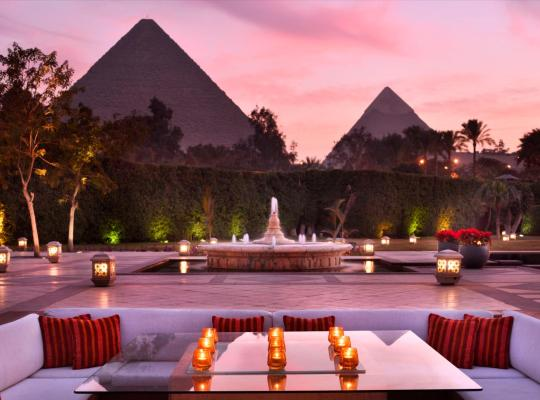 Hotel bilder: Marriott Mena House, Cairo