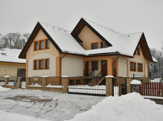 Otel fotoğrafları: Ubytovanie Bičár