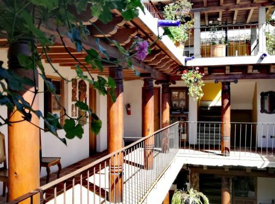 Fotos do Hotel: Hotel Candelaria Antigua