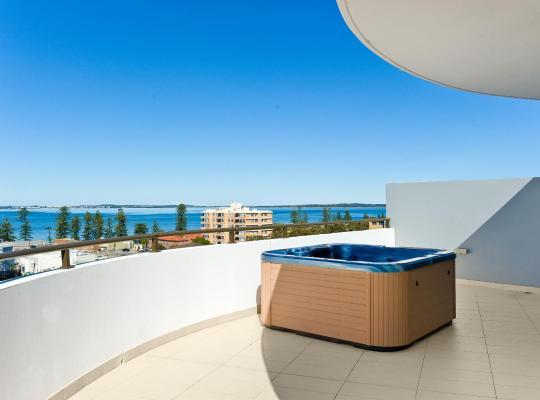Hotel Valokuvat: Luxury Ocean Penthouse