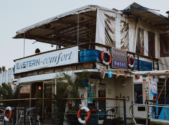 Hotel photos: Eastern & Western Comfort Hostelboat