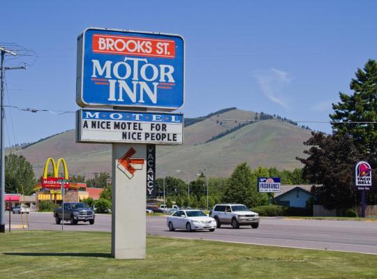 Hotel bilder: Brooks St. Motor Inn