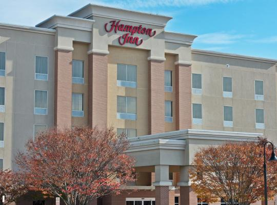 Фотографії готелю: Hampton Inn Gainesville-Haymarket