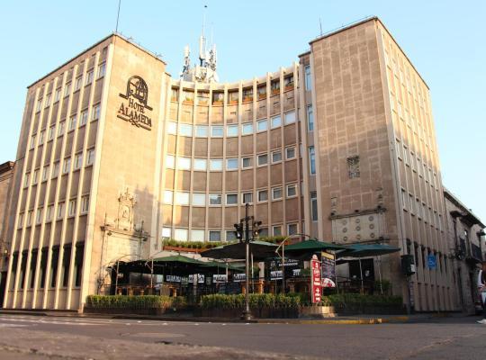 होटल तस्वीरें: Hotel Alameda Centro Historico