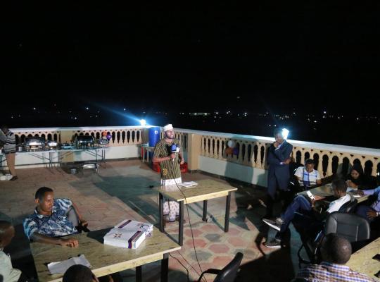 होटल तस्वीरें: Wajir Palace Hotel