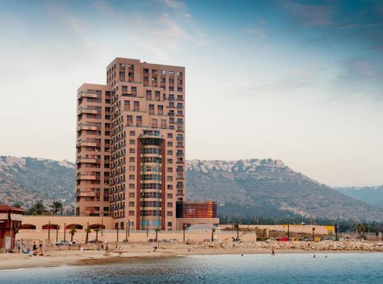 Viesnīcas bildes: Leonardo Plaza Haifa