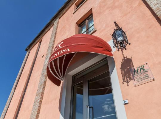 Φωτογραφίες του ξενοδοχείου: Hotel Residence Diamantina