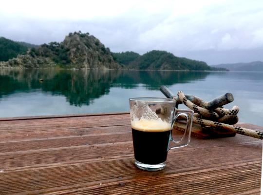 酒店照片: Orhaniye Incir Bungalow, Beach & Restaurant