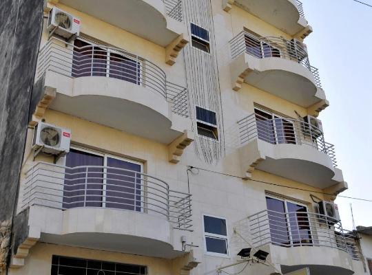 Hotel Valokuvat: Résidence De La Porte Du Millenaire