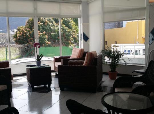 Otel fotoğrafları: Hotel Los Cascajos