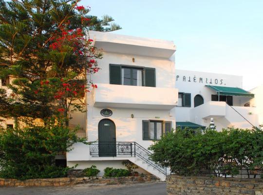 Hotellet fotos: Palemilos Apartments