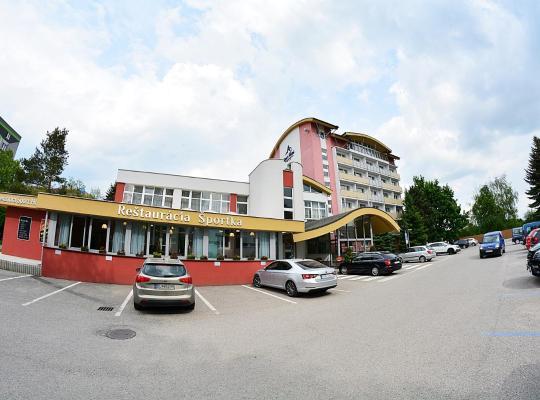 Hotel bilder: Alexandra Šport Hotel