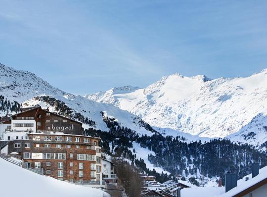 ホテルの写真: Hotel Bergwelt