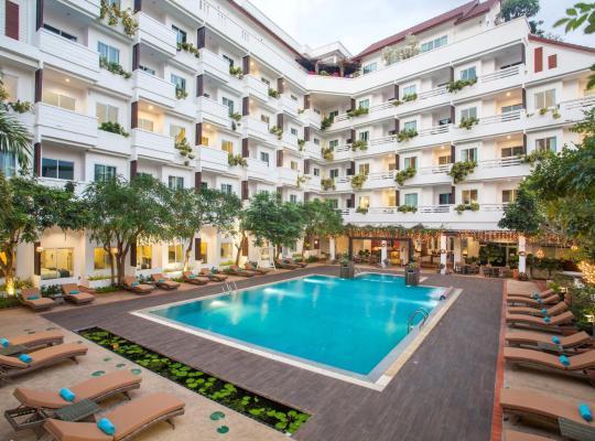 Hotel fotografií: Hill Fresco Hotel