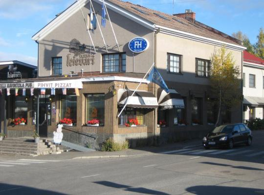 Hotel fotografií: Hotel Mestarin Kievari