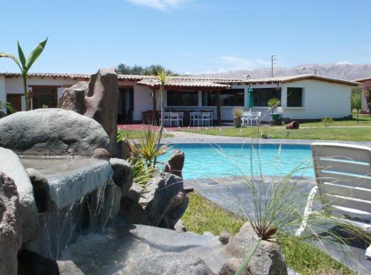 Foto dell'hotel: Casa Hacienda Nasca Oasis