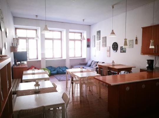 Képek: Porto Downtown Hostel