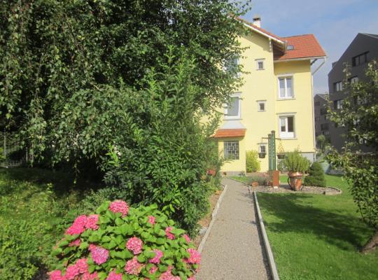 ホテルの写真: Haus Basilea