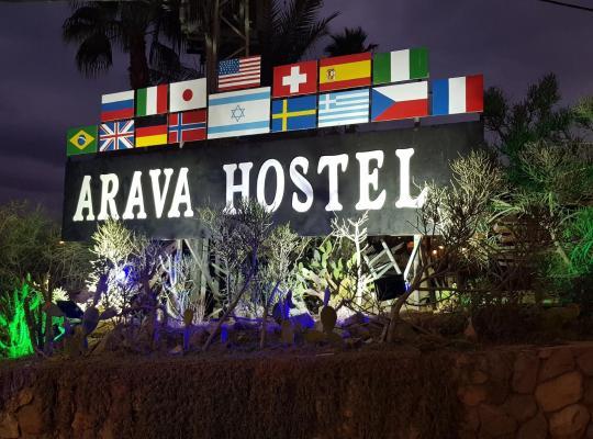 Hotellet fotos: Arava Hostel