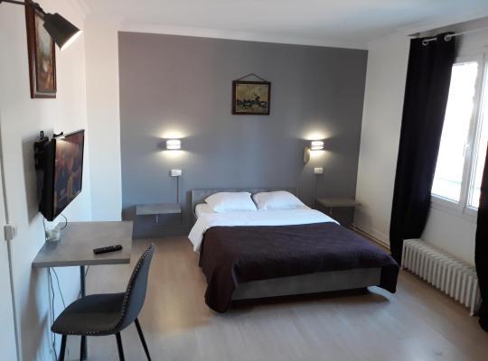 รูปภาพจากโรงแรม: Hotel St Charles