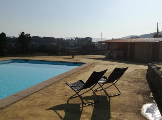 Fotos de Hotel: Casa na Quinta de Valinhas