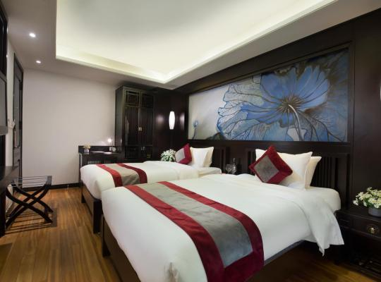 酒店照片: Golden Lotus Boutique Hotel