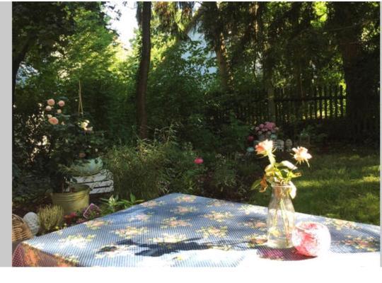 Fotos de Hotel: Garden Family Apartment Munich