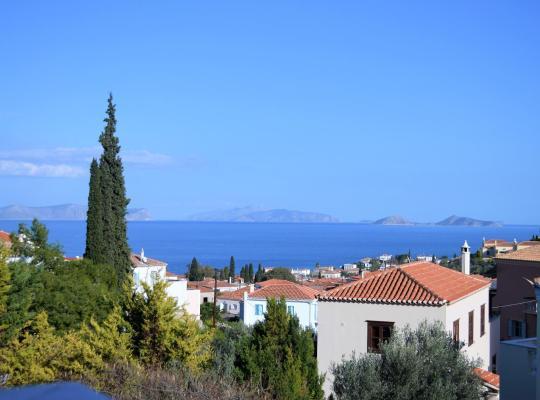 תמונות מלון: Spetses Panorama House (Kasteli)