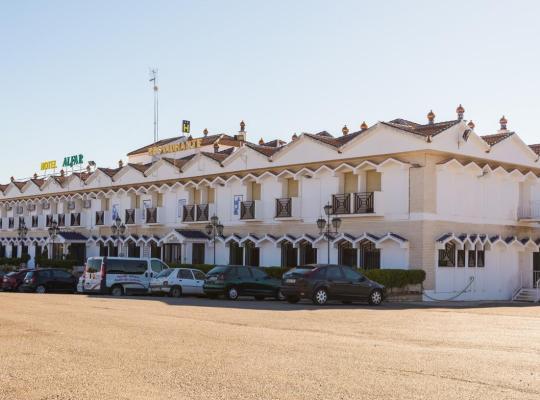 होटल तस्वीरें: Hotel Alfar